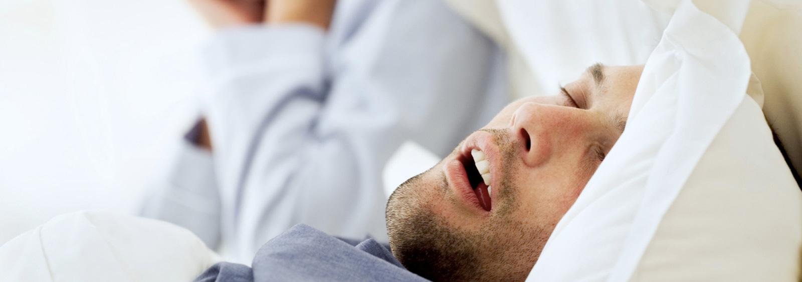 Ortodoncia y <span>Apnea del sueño</span>
